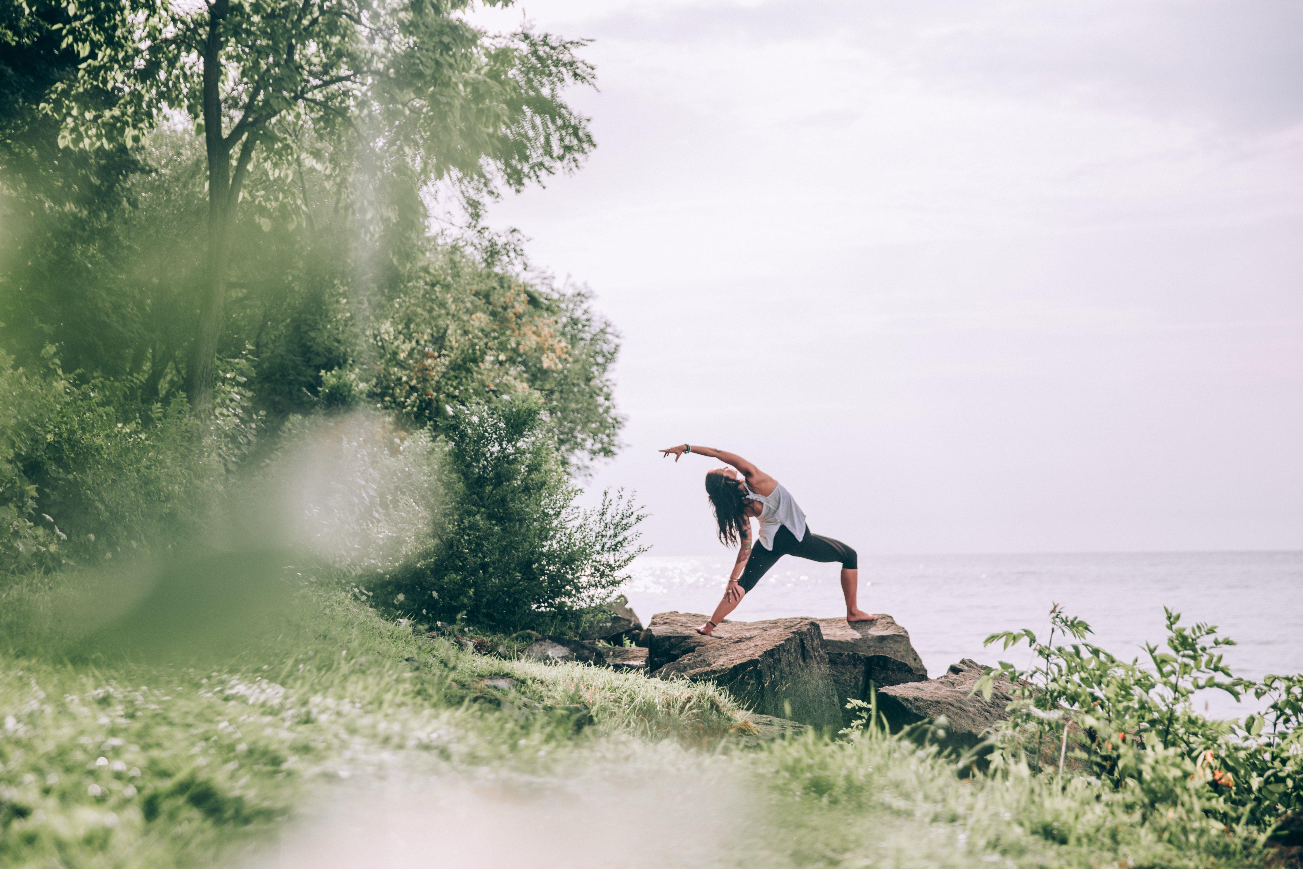 Tudatos jelenlét, azaz mindfulness a jógában