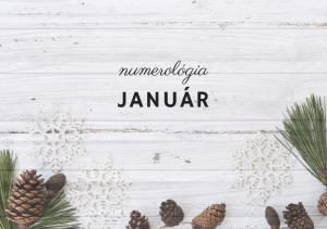 Januári numerológia